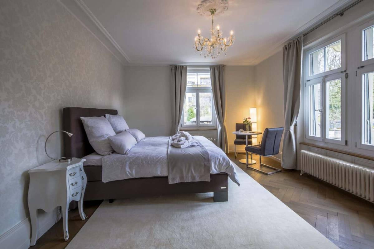 apartmentschlafzimmer