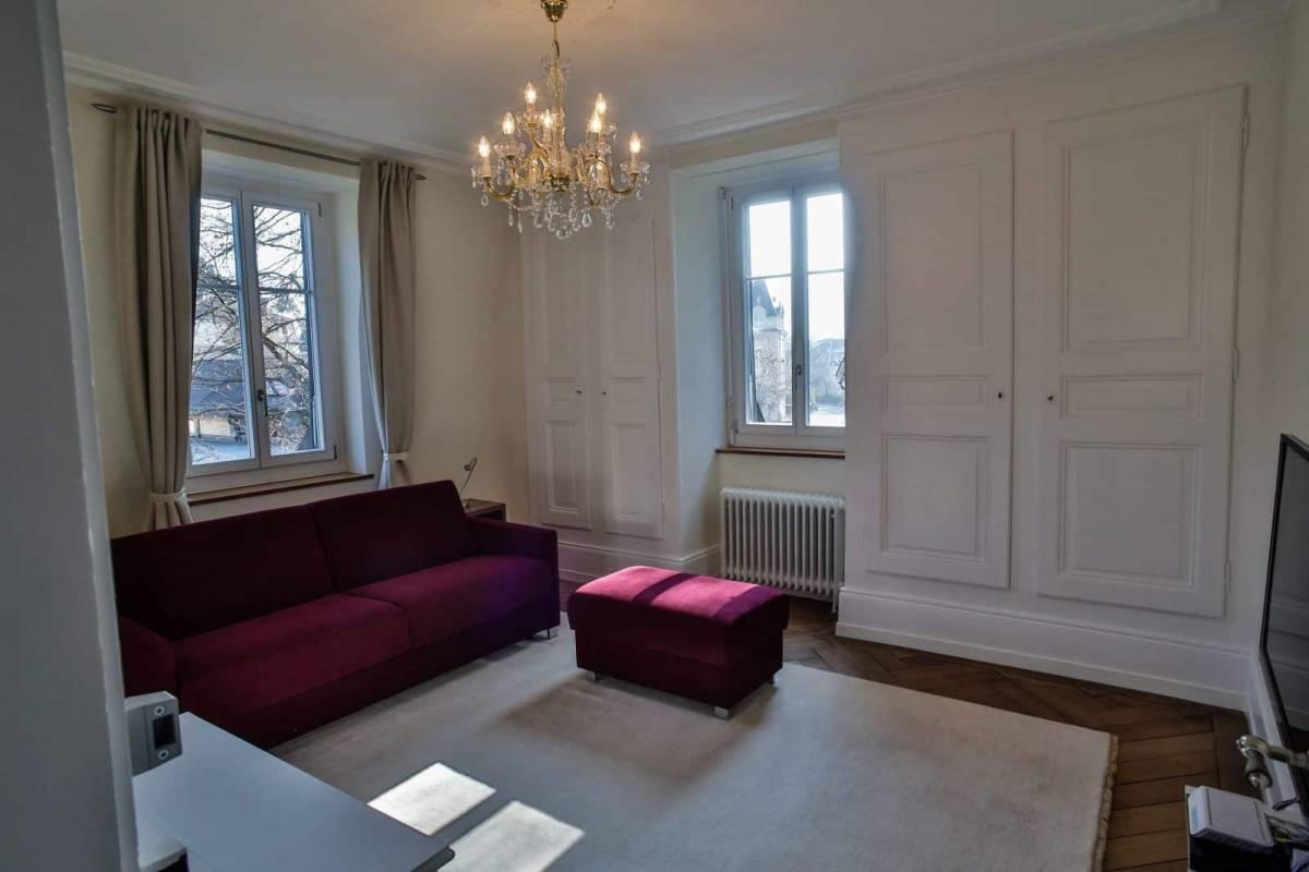 apartmentwohnraum